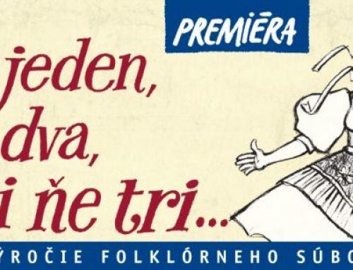 55. výročie folklórneho súboru ŽELEZIAR │ Hlavný reklamný partner podujatia: TERMOSTAV-MRÁZ , s.r.o.