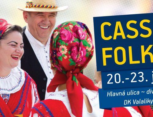 Galaprogram Cassovia FolkFest