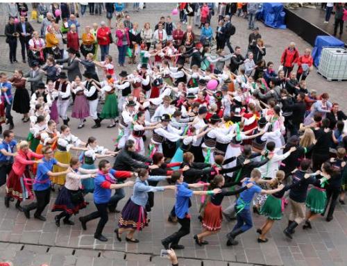 Festivalová karička – Zemplínska karička s čardášom